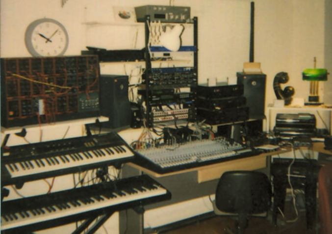 First studio in the US.
